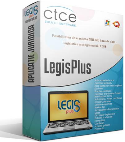 CTCE legisplus - Centrul Teritorial de Calcul Electronic