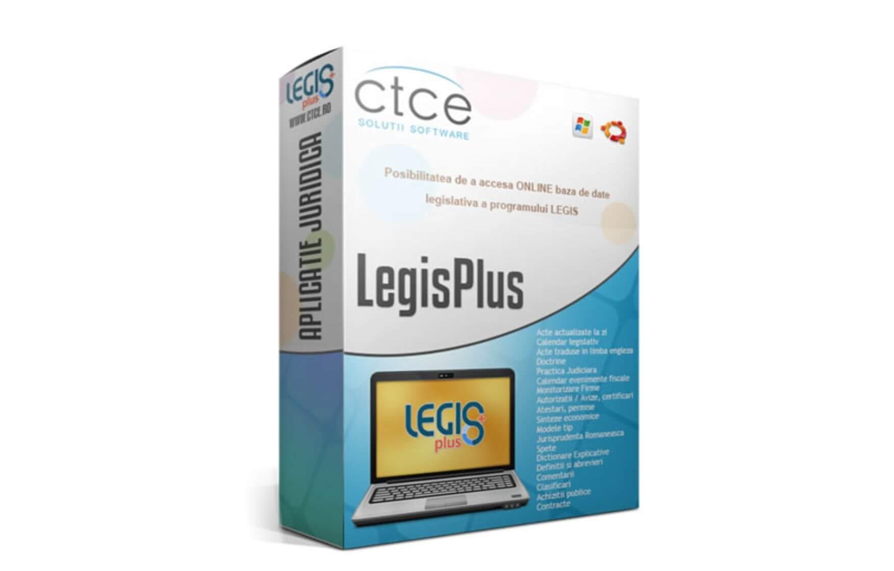 LEGIS - aplicatie CTCE - Centrul Teritorial de Calcul Electronic