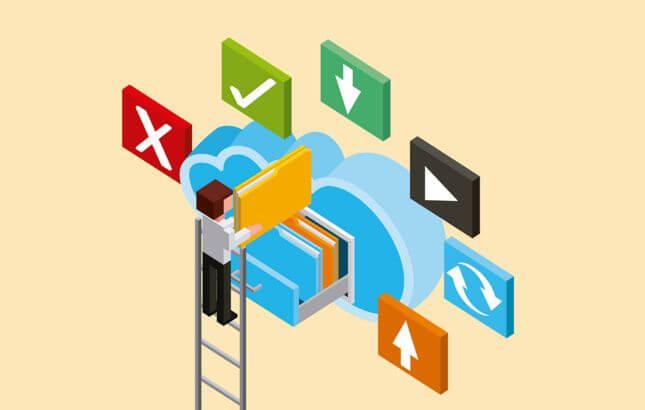Module REGIS-online - managementul documentelor - aplicatie Registratura electronica